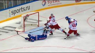 Parimatch Sochi Hockey Open. Lokomotiv 0 SKA 6, 4 August 2020.