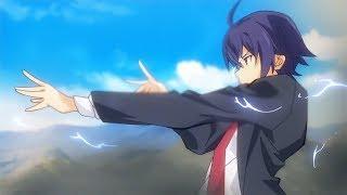 Аниме школьник попал в другой мир на турнир богов и победил Аниме все серии подряд Аниме марафон