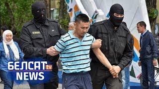 Казахи протестуют против пыток
