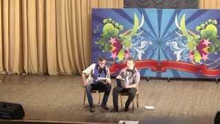 КВН на кубок ректора ГрГУ им. Янки Купалы. Лучшее.