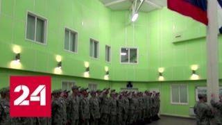 Моряки Северного флота начали отмечать День Победы - Россия 24