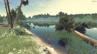 THE  FISHER ONLINE! ЧИЛИМ НА ПРИРОДЕ!