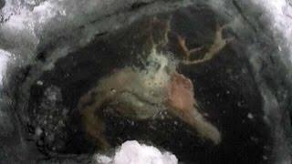 Топ 10 Шокирующих Вещей, Найденных Подо Льдом