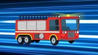 Песенки - КУКУТИКИ - Сборник для мальчиков - Мультики про машинки, автобус, паровозик, корабль