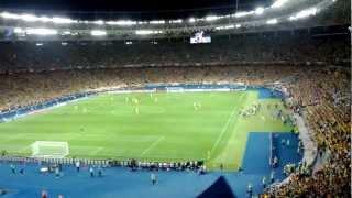 Последние секунды матча Украина - Швеция.mp4