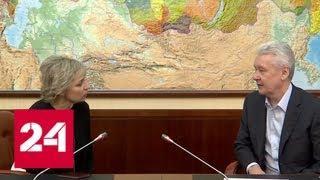 Сергей Собянин выслушал вопросы москвичей - Россия 24