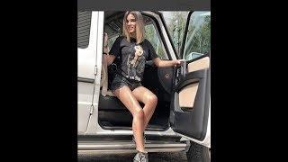 Ксения Бородина покупает мебель в новый дом  ))